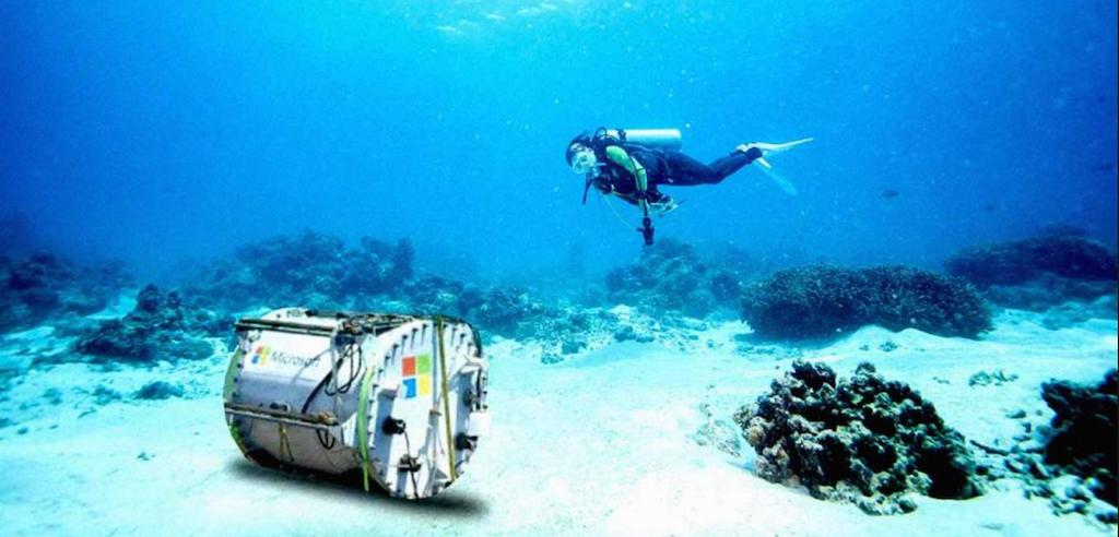 Покоряя дно морское. Microsoft и его проект подводного ЦОД