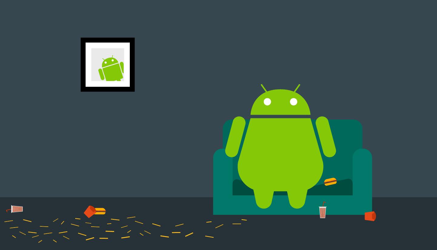 Сажаем контроллеры на диету. Android