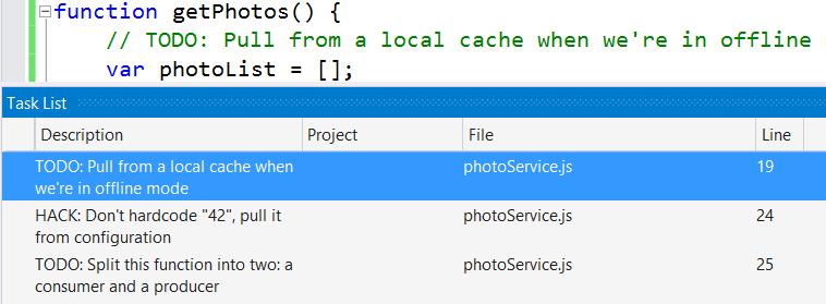 Visual Studio Reactjs Typescript: Что нового в Visual Studio 2015 для JS-разработчиков