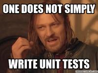 Ещё один способ автоматического вызова unit-тестов на языке Си