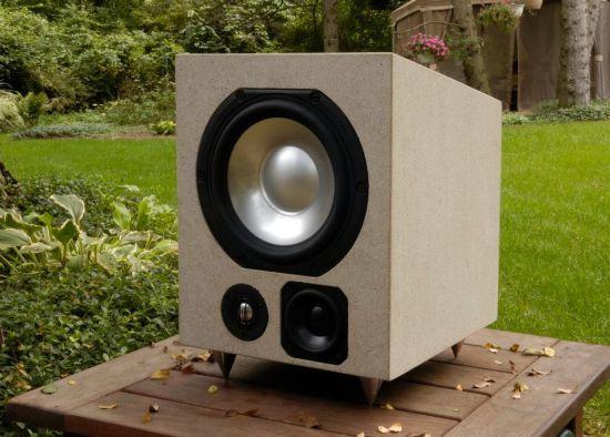 Подключение акустических систем