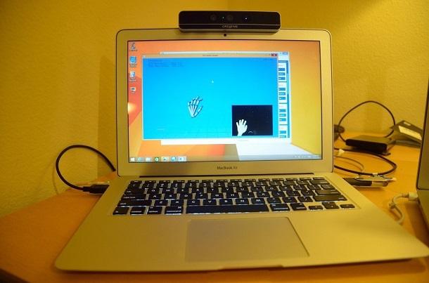 Установка Intel RealSense SDK на компьютеры Mac