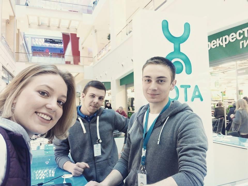 Yota Air: чему учит работа вне офиса
