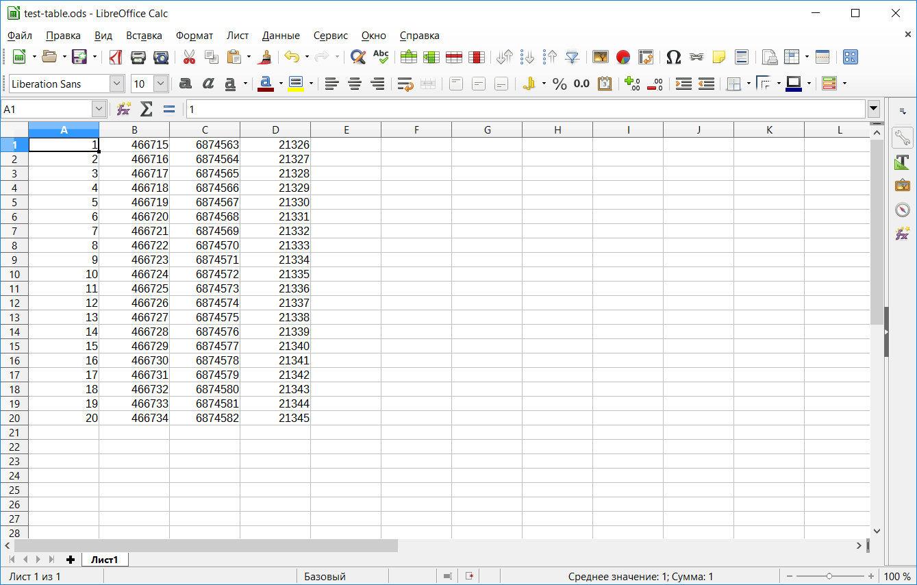 Excel, SQL и легендарный барометр — решаем простую задачу разными способами