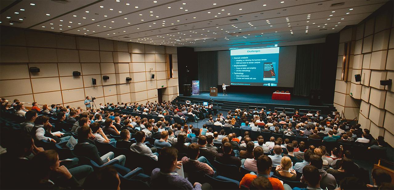 Конференция DotNext возвращается Москву — с новыми силами и обновленным названием