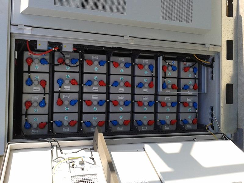 солнечных батареях / Блог
