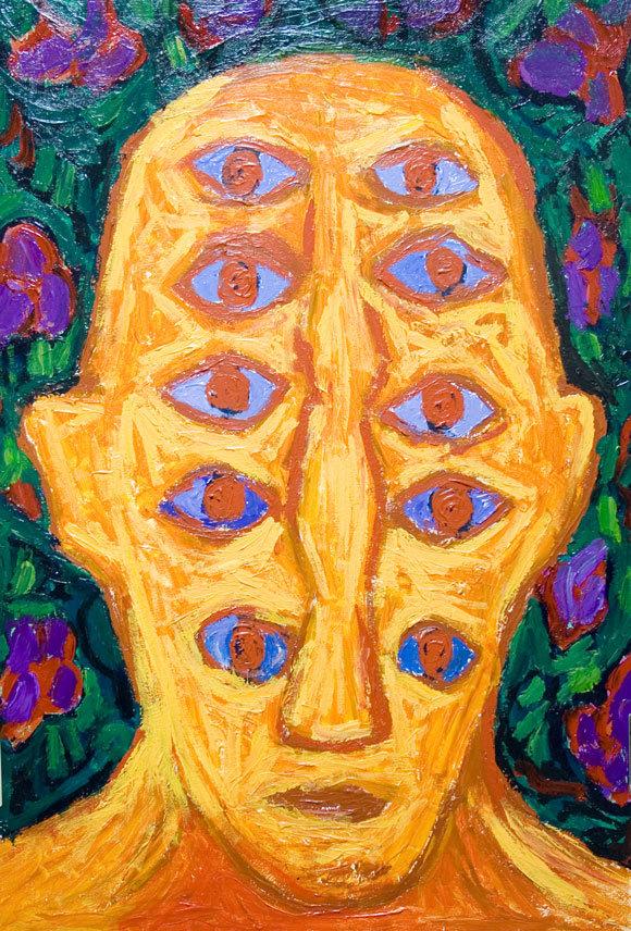 Kazuya Akimoto Ten Blue Eyes