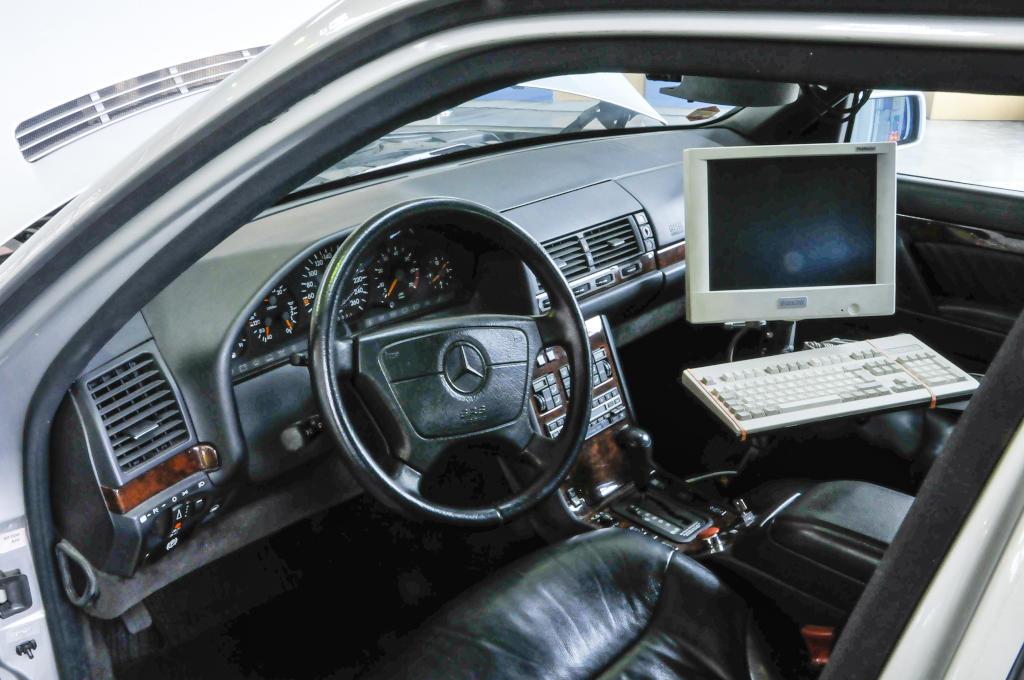 Краткая история развития беспилотных автомобилей geektimes Краткая история развития беспилотных автомобилей