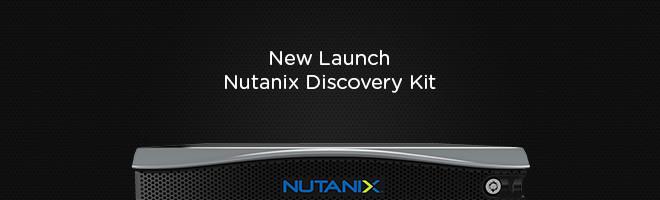 Nutanix Discovery Kit — «Датацентр в коробке», доступнее, чем когда либо