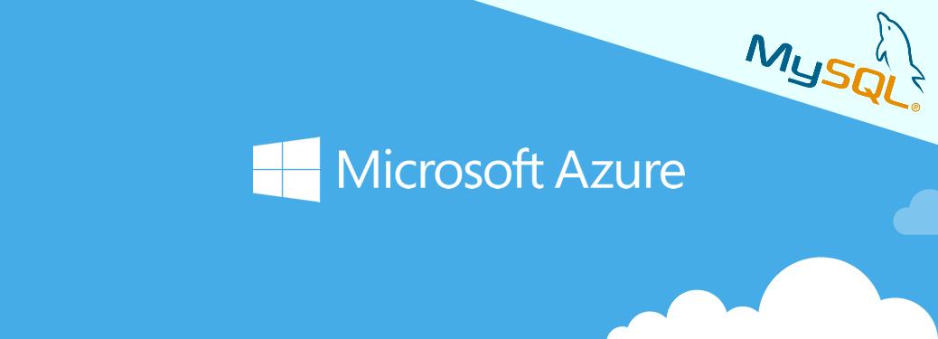 Создание базы данных MySQL в рамках Microsoft Azure для студентов