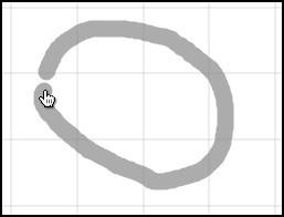 Gesture circle