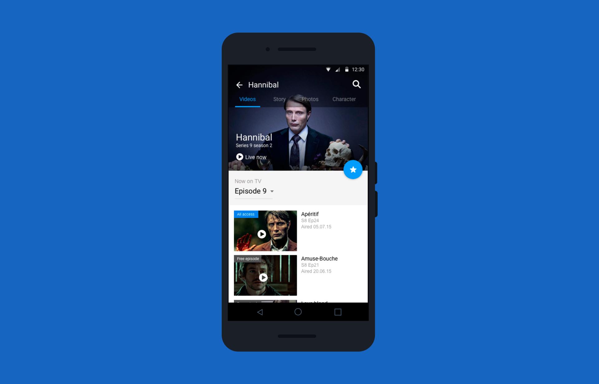 Лучший друг киномана: переделываем приложение CBS под Android