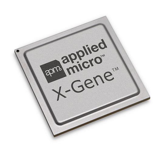 Новый чип от Applied Micro готов потягаться с Intel Xeon