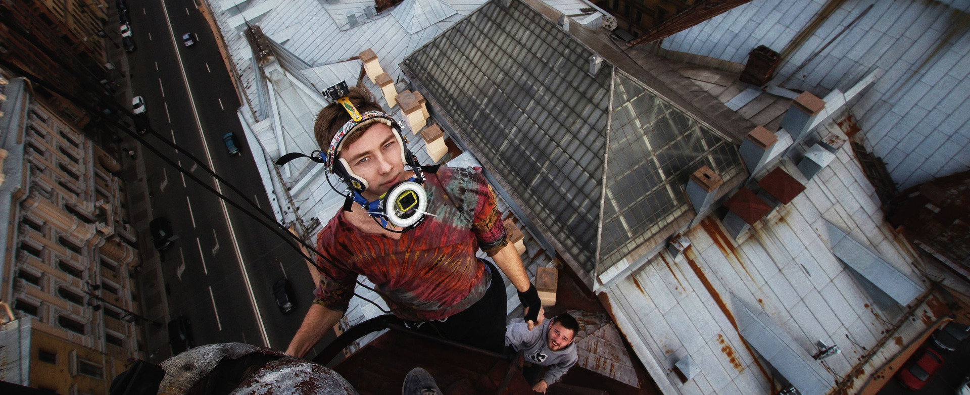 Adventure Mask As From Parkour To Come To An Innovation In Cinema