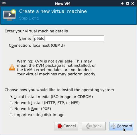 QEMU/KVM и установка Windows / Хабр