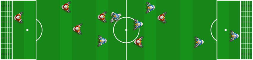 Пернатск :: Чемпионат по футболу