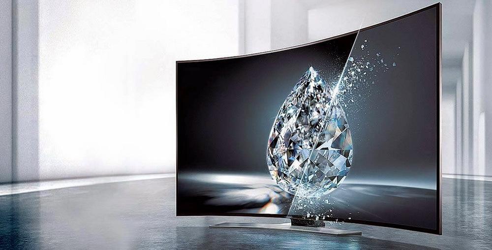 Кривая картинка на телевизоре