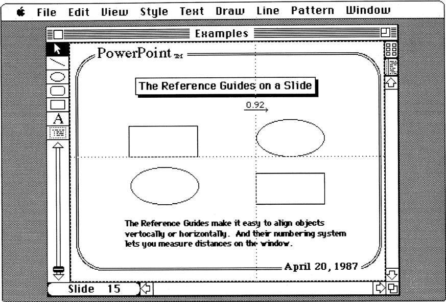 Программа для рисования знаков на мониторе