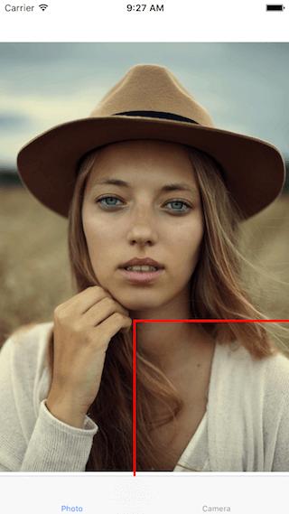 Распознавание лиц на iOS с помощью Core Image