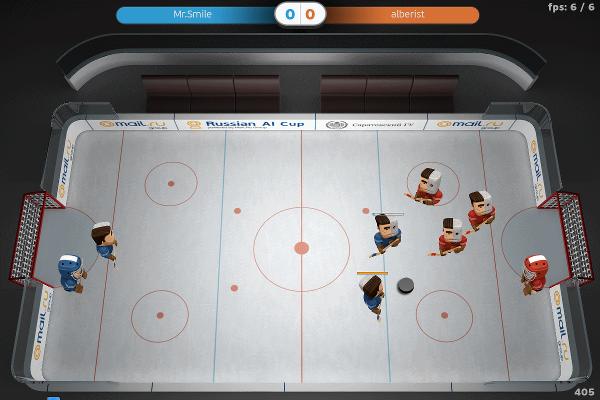 Russian AI Cup 2014: стратегия победителя