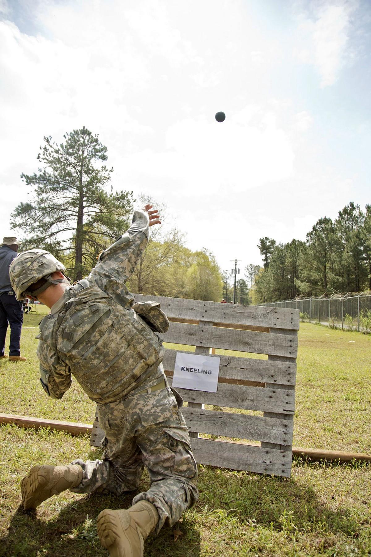 ET-MP: первая противопехотная граната армии США со времён Вьетнама (замена М67)