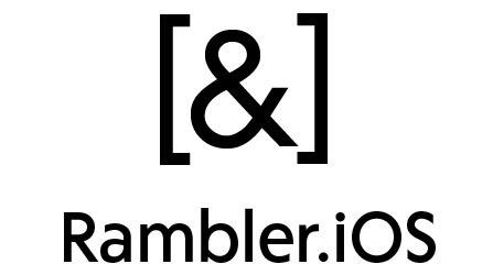 Анонс Rambler.iOS V — V for VIPER