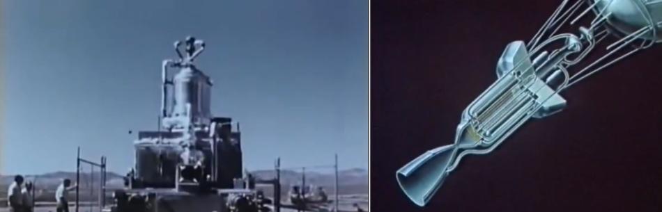 Два фильма о ядерных двигателях