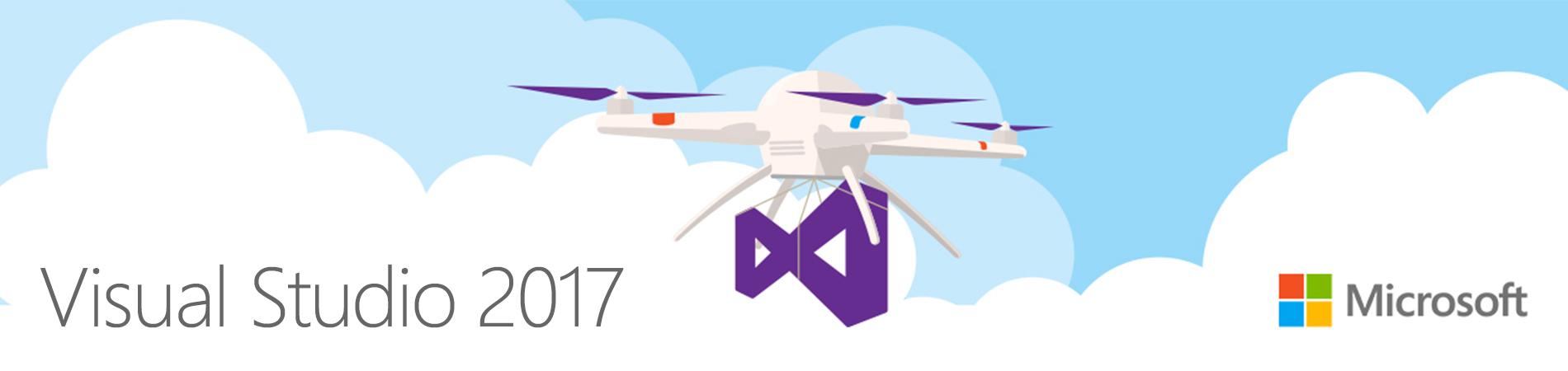 Visual Studio 2017 и новые возможности инструментов от Microsoft