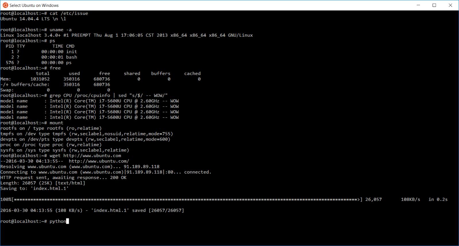 Ubuntu сделать как windows 708