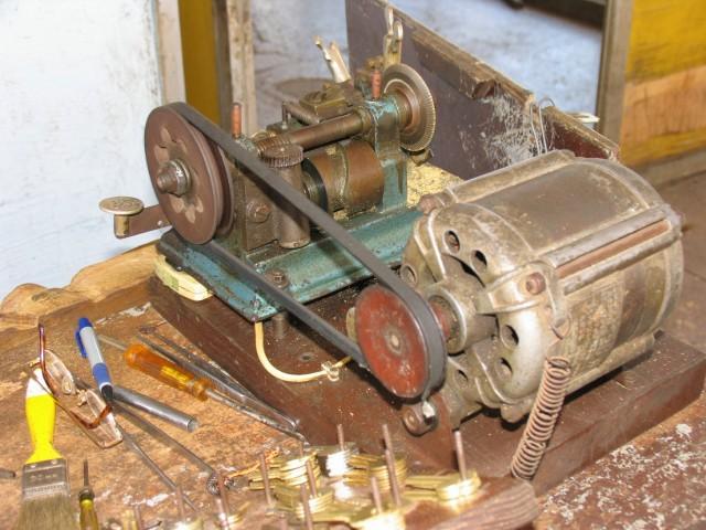 стиральной машины «Эврика»