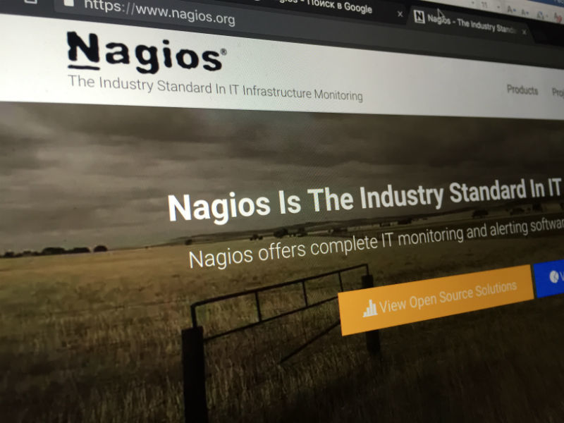 Уязвимость в системе мониторинга Nagios позволяет осуществлять повышение пр ...