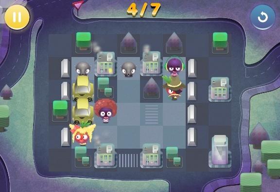 Процедурная генерация уровней для игр-головоломок