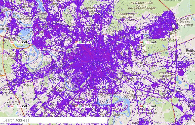 Ваш wi-fi расскажет мне, где вы живёте, где работаете и где путешествуете
