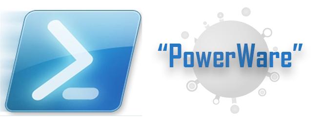 PowerWare новый вымогатель использующий PowerShell