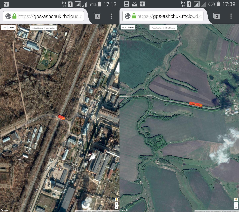моменты строительства гугл карты реальное фото постепенно разрушалось