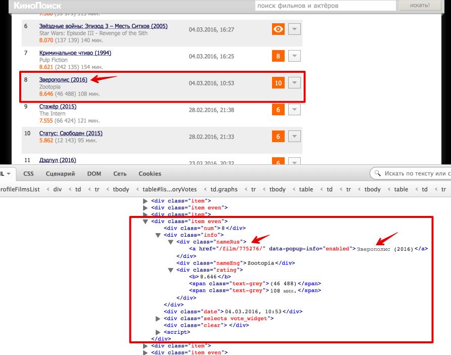 Как сделать парсинг по сайтам поисковая оптимизация сайта уроки