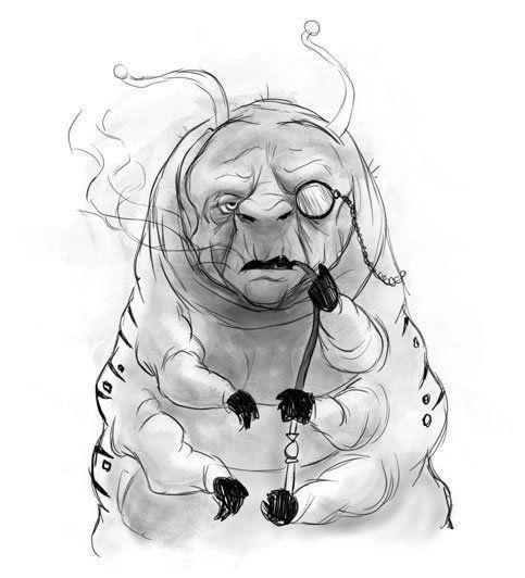 Старый, толстый, мрачный гусь