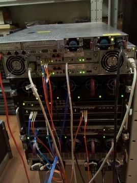 Тестирование производительности HP P2000 MSA G3