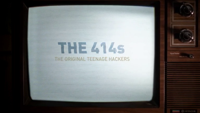 Young hackers 414s