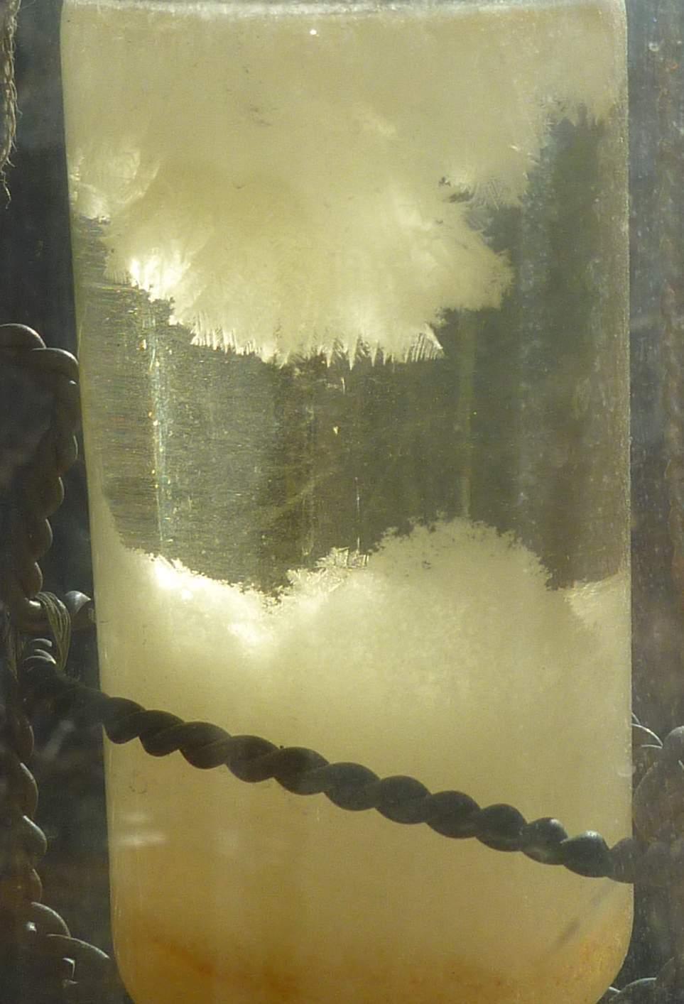 Загадка штормгласса — домашней метеостанции на элементной базе начала XIX века