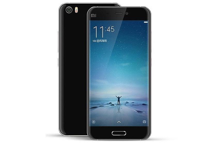 По слухам задняя крышка Xiaomi Mi5 будет стеклянной
