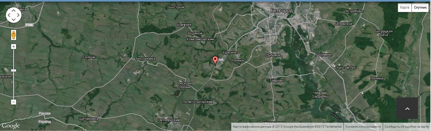 гугл карты со спутника фото