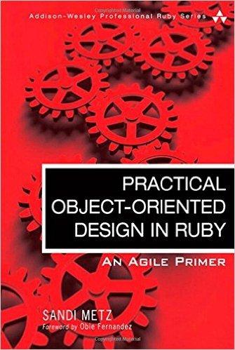 Сэнди Метц и объектно-ориентированное проектирование в Ruby