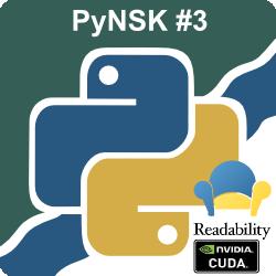 PyNSK #3 — третья встреча Новосибирского Python сообщества