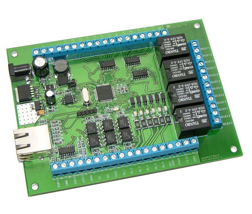 Практика применения модулей Laurent-2, Laurent-112, KBX-3D