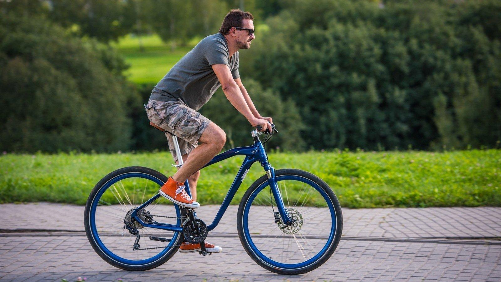 Заблуждения, связанные с велосипедами / Хабр