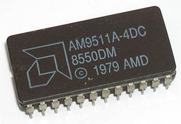 AMD-AM9511A