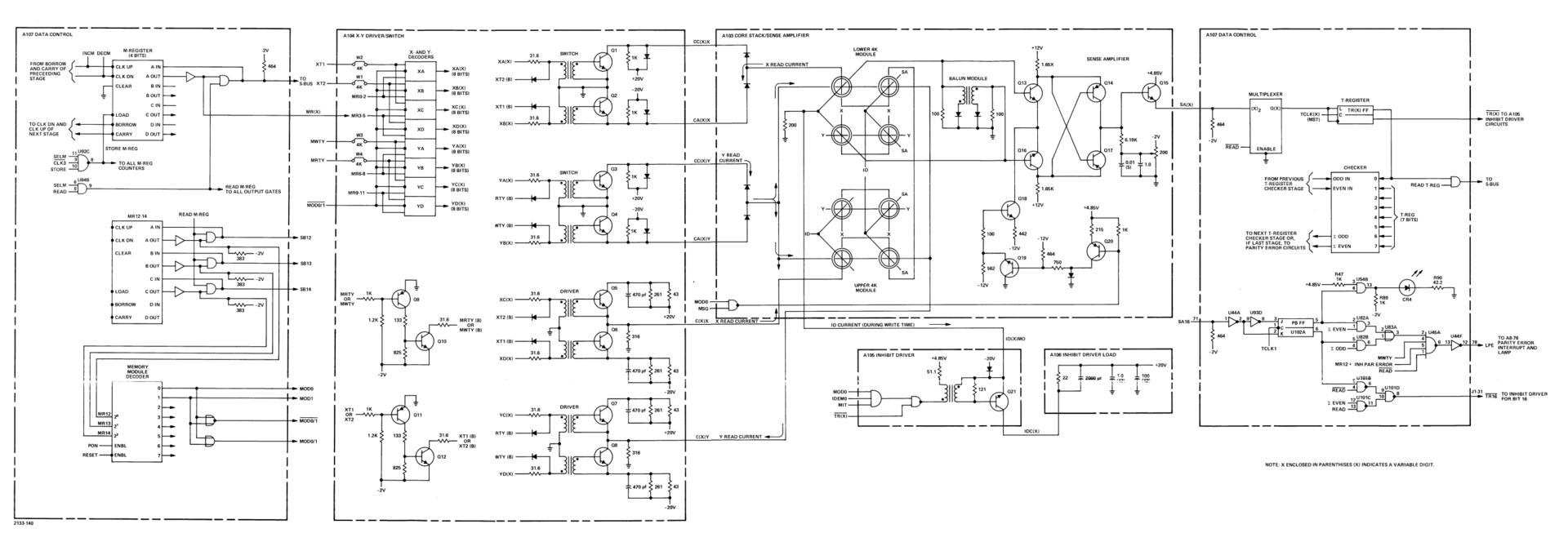вычислительные устройства автоматики схема сложения