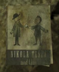 Никола Тесла и Вы (Fallout)