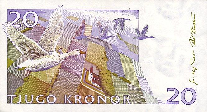 20 Kronor